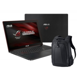Лаптоп ASUS G501JW-FI482T R54.885 с подарък раница ASUS ROG G73 Backpack