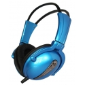 Слушалки Lenovo Headset P723(Coral Blue)