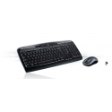 Клавиатура Logitech Wireless Combo MK330