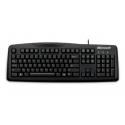 Клавиатура Microsoft Wired Keyboard 200 USB English Black For Business