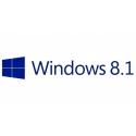 Програмен продукт с лицензен стикер Windows 8.1 x64 Eng Intl 1pk DSP DVD