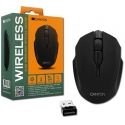 Canyon CNR-FMSOW01 Wireless 2.4GHz, Optical 1600dpi, 3 button, Varnish Black
