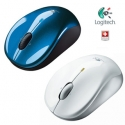 МИШКА СИНЯ LOGITECH V470 CORDLESS LASER MOUSE FOR BLUETOOTH