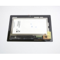 LCD Screen + Touch Glass Assembly - Lenovo IdeaTab S6000 With Frame