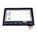 LCD Screen + Touch Glass Assembly - Lenovo IdeaTab S6000 - HJ101IA-01I /