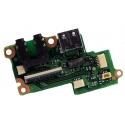TOSHIBA PORTEGE R700 AUDIO + USB BOARD