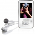 MP4 плейър Transcend 8GB MP870 White