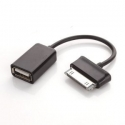Кабел 30 pin to Female USB Host OTG Cable Adapter for Samsung Galaxy Tab 10.1 P7500